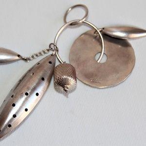 ROZ BALKIN Jewelry - Vintage Sterling Silver Roz Balkin Necklace